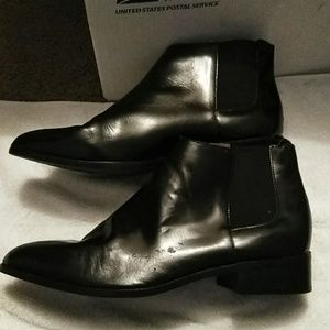 Woman black boots (Gap )